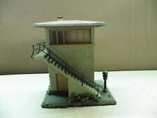 Faller 121 metti fabbrica, casa in legno modello finito costruzione mista h0 1:87 OVP