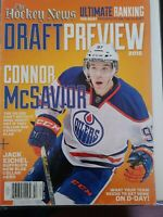 The Hockey News 2015 NHL Draft Preview 2015 Connor McDavid