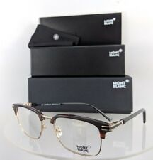 f2d3c1e99b New Authentic MONT Blanc Eyeglasses MB 669 048 Tortoise   Gold Frame 53mm  0669
