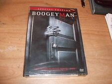 The Boogeyman (DVD Movie 2005 Special Edition) Lucy Lawless Skye McCole Horror