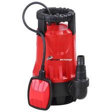 Schmutzwassertauchpumpe TSP 400 Spessartwerkzeuge 400 Watt Tauchpumpe 7500 L/h