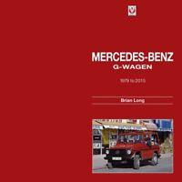 Mercedes-Benz G-Wagen 1979-2015 (G-Klasse W460 W461 W462 W463 Puch) Buch book