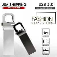 2TB USB 3.0 Flash Drives Memory Metal Flash Drive Pen Thumb U Disk For PC Laptop