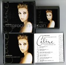 CELINE DION Let's Talk About Love JAPAN MD- Mini Disc ESYA1104 w/BOOKLET Free S