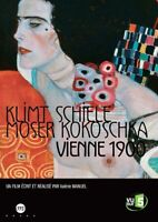 DVD ☆ KLIMT SCHIELE MOSER KOKOSCHKA VIENNE 1900 ☆ NEUF SOUS BLISTER