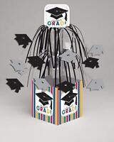 Graduation Stripes Mini Cascade Centerpiece with printed base