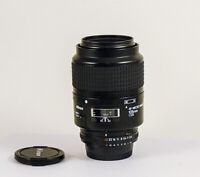 NIKON AF Micro Nikkor 105 mm 2.8  MACRO
