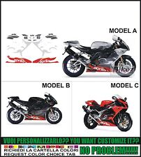 kit adesivi stickers compatibili  rsv 1000 r 2005 factory