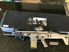 VFC SCAR H FULL METAL AIRSOFT W Scope & Foregrip!