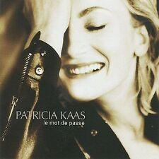 FREE US SHIP. on ANY 2+ CDs! ~Used,Good CD Kaas, Patricia: Le Mot De Passe Impor