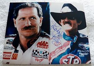 Nascar Hall of Famer Richard Petty Signed 8x10 Photo Auto of The King