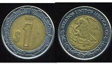 MEXIQUE 1 peso 1997