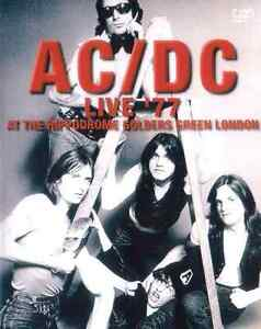 AC/DC - Live In 1977 [DVD]  - FREE POSTAGE