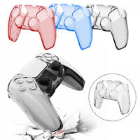 Shell Case Cover Transparent PC Protector For PlayStation 5 PS 5 Controller