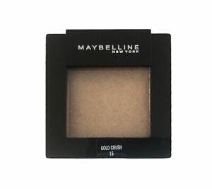 Maybelline ColorSensational Eyeshadow Assorted Shades Mono Color Sensational