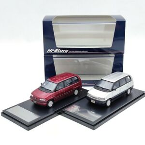 Hi-Story 1/43 Mazda εfini MPV Type-A 1991 HS287 Resin Model Limited Collection