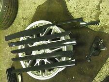 AUDI A4 S4 B6 00-06 FULL SET GLOSS DASH AND DOOR CAPPINGS TRIM