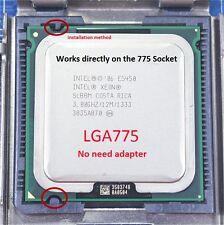 Intel Xeon E5450 3GHz LGA775 Quad-Core Processor (no adapter) + thermal paste