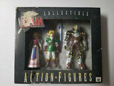 The Legend of Zelda Ocarina of Time Collectible Action Figures Nintendo 64