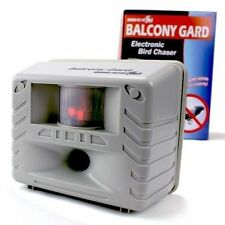 Bird-x Balcony Gard Ultrasonic Bird Repeller (Pigeons, Crows, Sparrows etc)