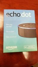 Amazon Echo Dot (2nd Generation) Smart Assistant with Alexa - Black
