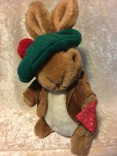 Frederick Warner Eden Toys Beatrix Potter Benjamin Bunny Plush