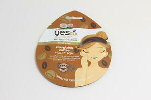 24 PACK Yes To Coconut Ultra-Hydrating Energizing Coffee Mud Mask U34A