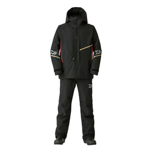 DAIWA Fishing GORE-TEX Product Combiup Winter Suits DW-1820 Black Japan