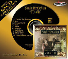 Sarah McLachlan Touch Audio Fidelity Hybrid SACD Numbered Limited Edition New