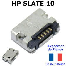 Connecteur de CHARGE HP SLATE 10 HD Dock Port micro USB Socket Nappe