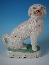 Earthenware Animals c.1840-c.1900 Staffordshire Pottery