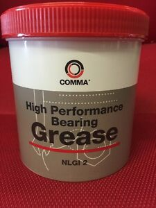 WHEEL BEARING GREASE HIGH PERFORMANCE AND HIGH SPEC WHEEL BEARING GREASE 500G