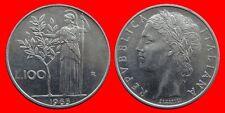 100 LIRAS 1965 ITALIA-23493