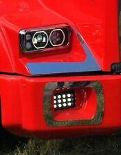 Kenworth W900 T800 T600 Black Projector Headlight # 14398