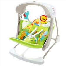 Fisher Price Baby Take Along Swing And Seat Rainforest Friends