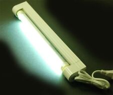 "NEW! T8 12"" White LED Tube & Fixture w/ Clear Surface"