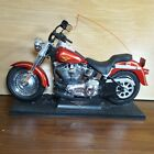 New Bright Red Harley Davidson Motorcycle Model No Remote or Charger