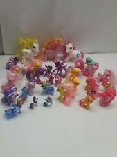 Lot Of 30 My Little Pony Mini Figures and Breezie Blossomforth Amazing Grace