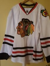 Reebok Authentic Chicago Blackhawks Hockey Jersey, New, Sizes 50, 52