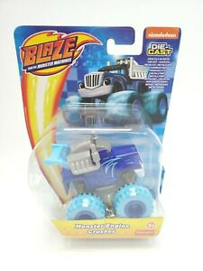 New Blaze And The Monster Machines  Monster Engine Crusher Die-Cast Toy