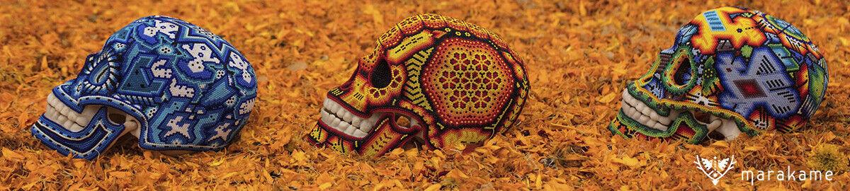 Marakame Huichol Art