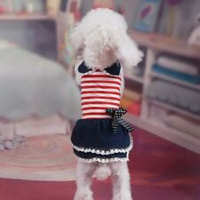 NEW  Sailor Dress for Dogs Size XL