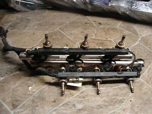 🥇 2009-2011 CHEVY TRAVERSE ENCLAVE 08-11 CTS ENGINE FUEL RAIL W/ INJECTORS 3.6L