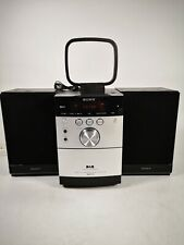 Sony Micro Hi-Fi Component System CMT-EH45DAB (CD, Radio, Cassette)