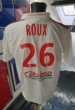 Maillot jersey maglia camiseta trikot shirt brest stade brestois roux PSG om L