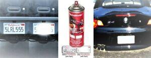 Genuine 6 oz PHOTOBLOCKER Red Light / Toll / Speeding Camera Spray