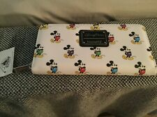 Disney Parks Loungefly Mickey Mouse Wallet