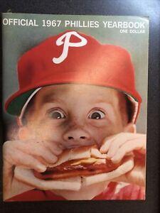 1967 Philadelphia Phillies Yearbook