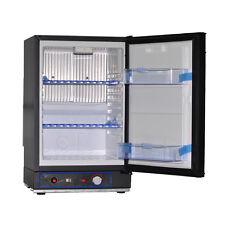 Smad 1.5 cu ft 3 Way Gas Fridge Motorhome Rv Camper Refrigerator Grocery store