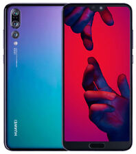 Huawei P20 Pro 128GB, 6GB RAM Unlocked Smartphone - Twilight